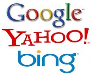 Google-Yahoo-Bing