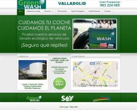 green wash valladolid