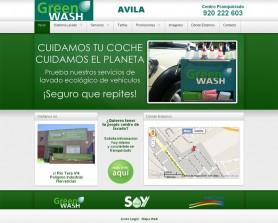 green wash avila