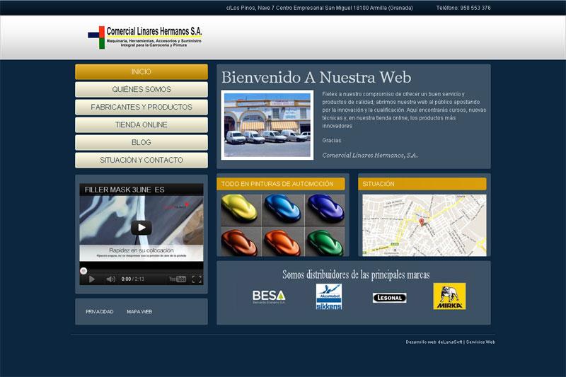 www.ComercialLinares.com