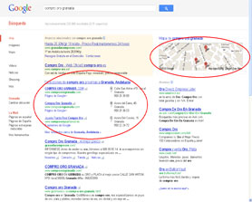 Posicionamiento Google Places: Joyería Puerta Real