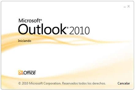 Configurar correo en Microsoft Office Outlook 2010