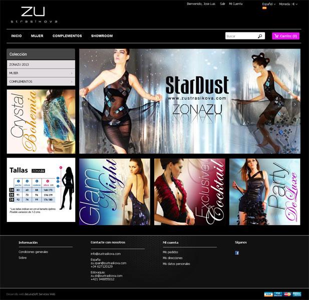 ZonaZu, tienda de moda exclusiva